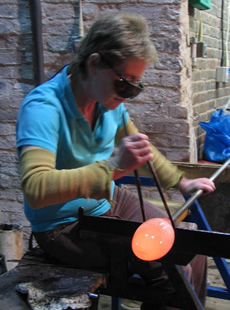 Lincolnshire Glass Artist